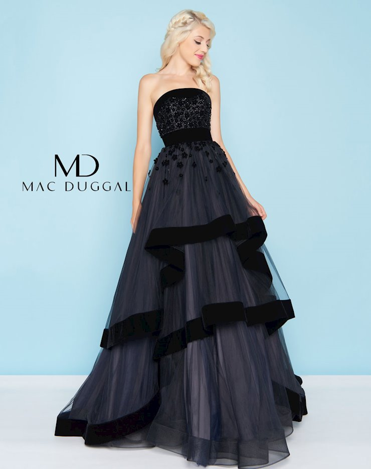 Ballgowns by Mac Duggal 66346H
