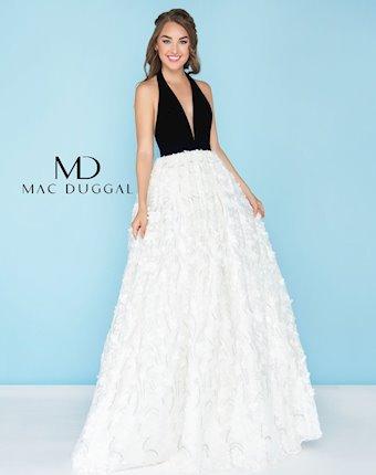 Ballgowns by Mac Duggal Style #66516H