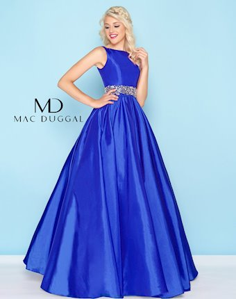 Ballgowns by Mac Duggal Style #66533H