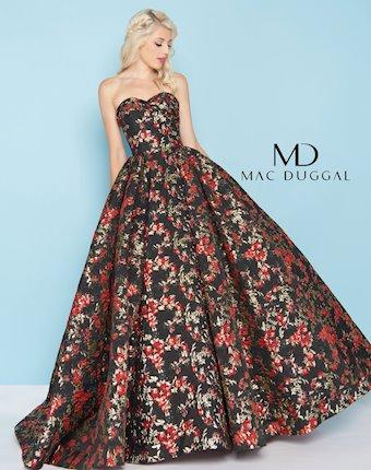 Ballgowns by Mac Duggal 66555H