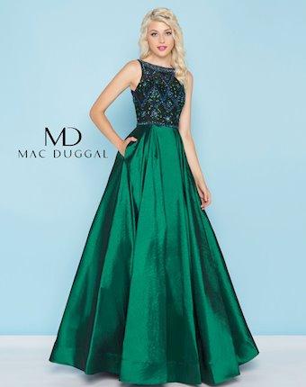 Ballgowns by Mac Duggal Style #77125H