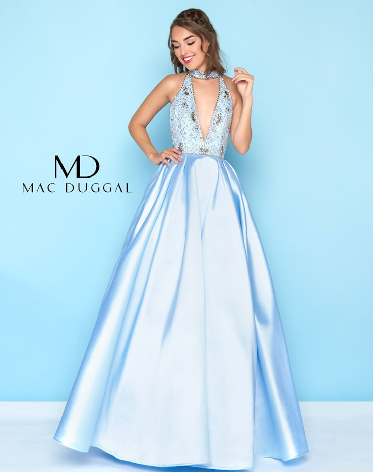 Ballgowns by Mac Duggal Style #77328H