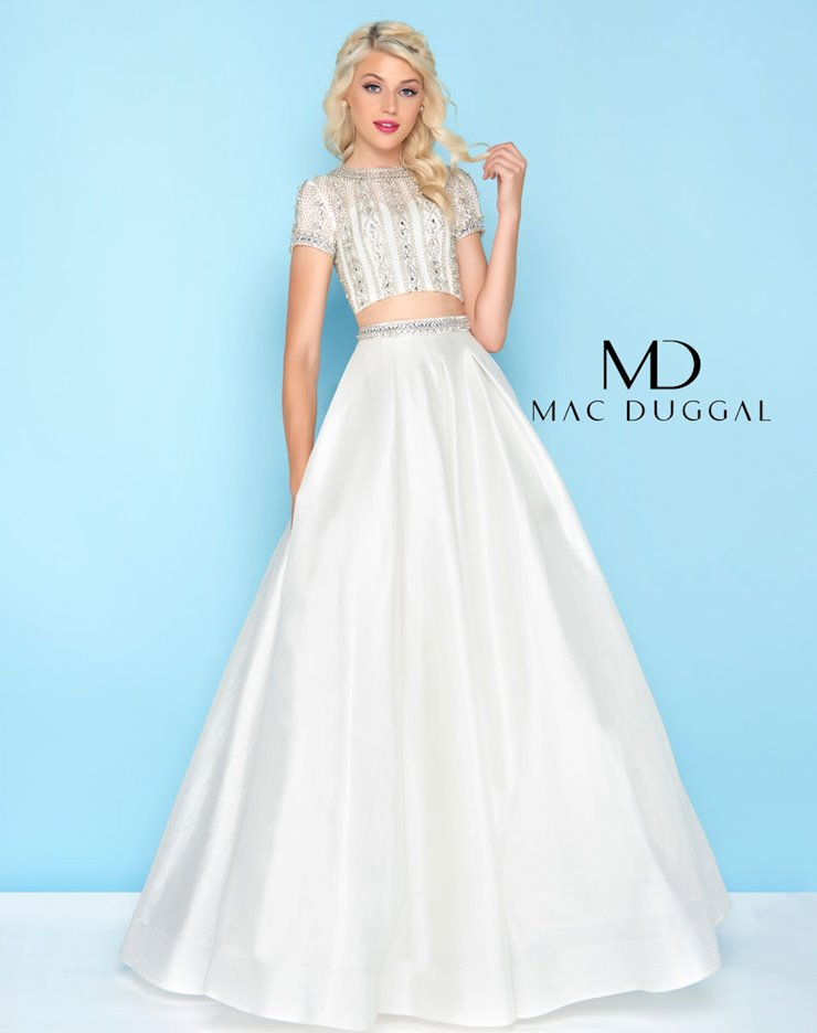 Ballgowns by Mac Duggal 77329H