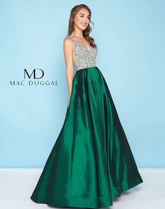 Ballgowns by Mac Duggal Style #77338H
