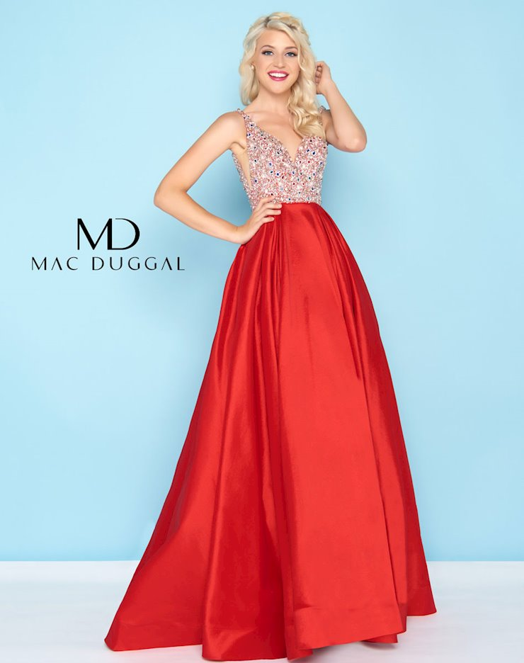 Ballgowns by Mac Duggal 77338H