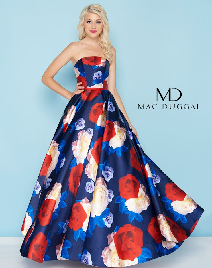 Ballgowns by Mac Duggal 77459H