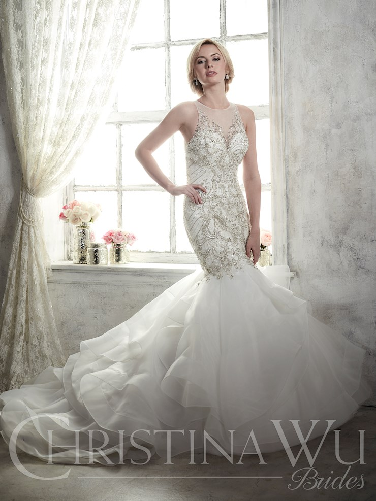 Christina Wu Brides 15606