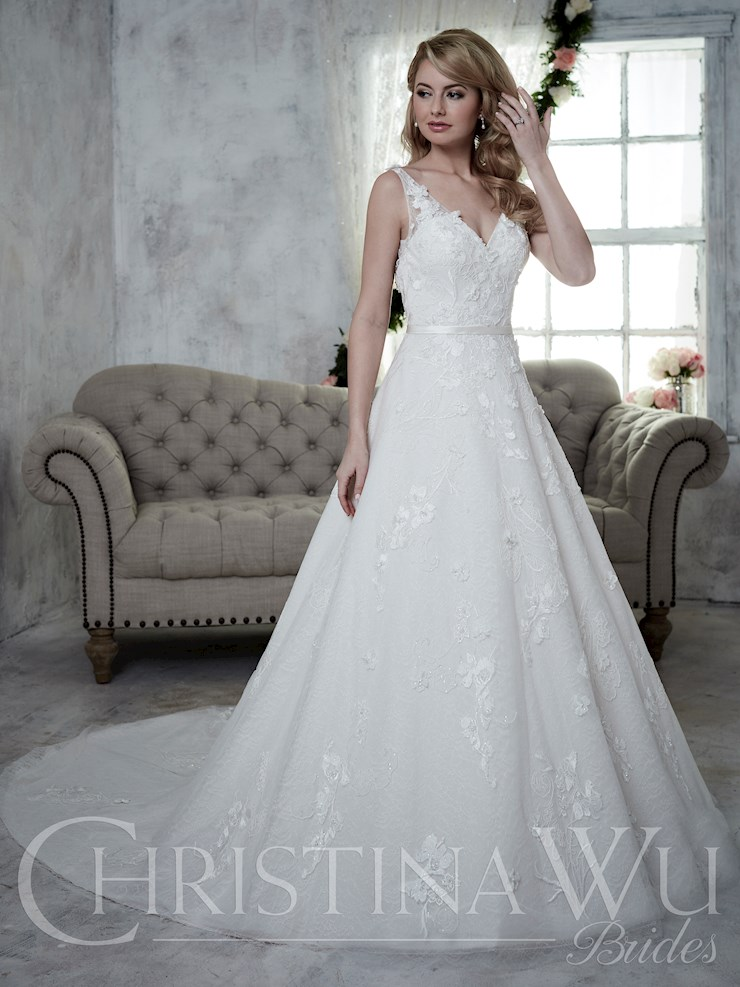 Christina Wu Brides 15607