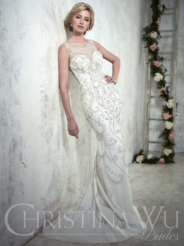 Christina Wu Brides 15608