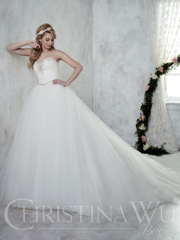 Christina Wu Brides 15609