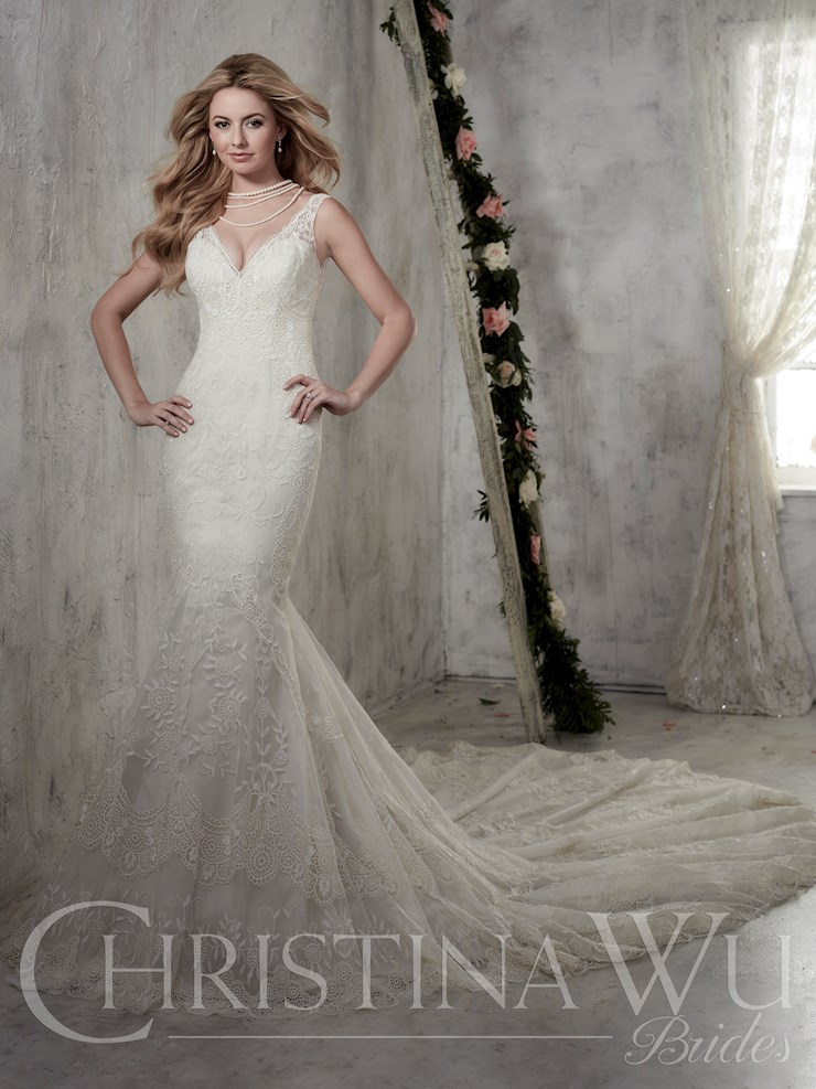 Christina Wu Brides 15610
