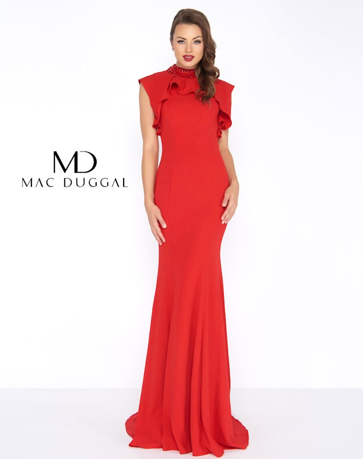 Mac Duggal Style #2014R