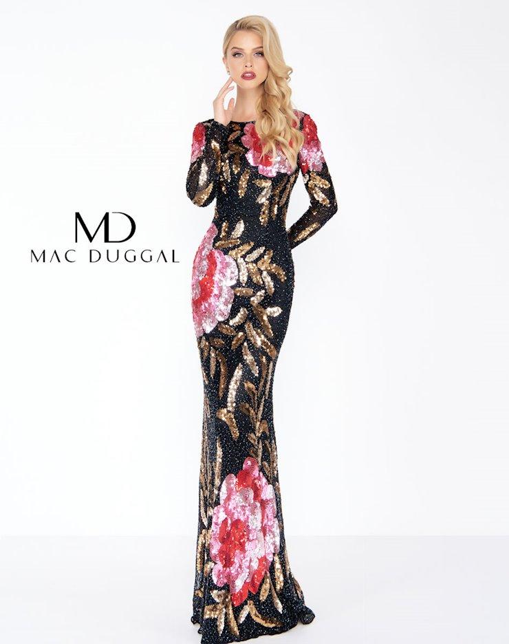 Mac Duggal Style #4566R