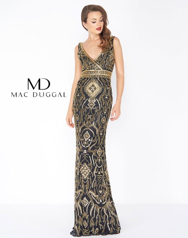 Mac Duggal Style #4595R