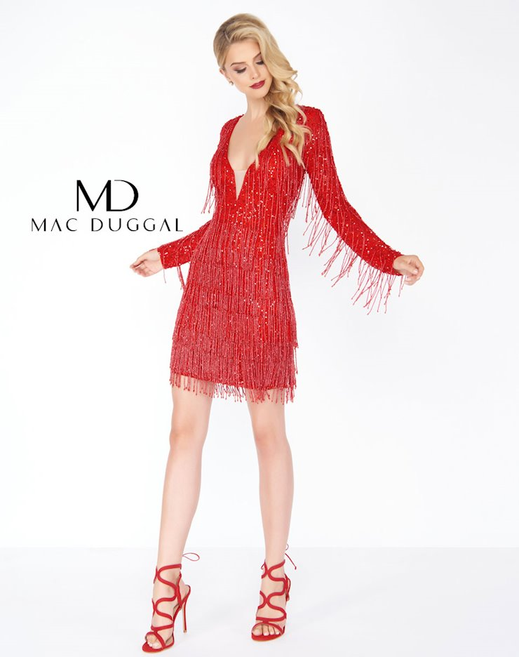 Mac Duggal Style #4633R