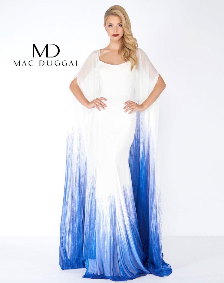 Mac Duggal 66165r The Red Carpet