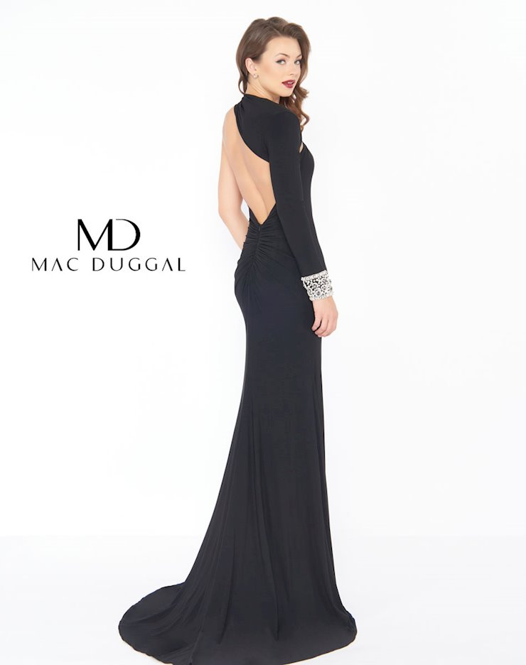 Mac Duggal 77413r The Red Carpet