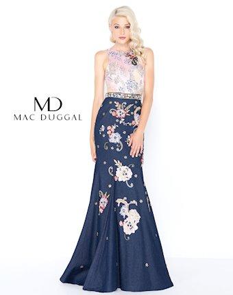 Mac Duggal Style #40845M