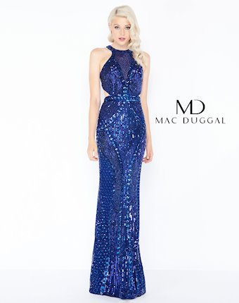 Mac Duggal Style #4666M