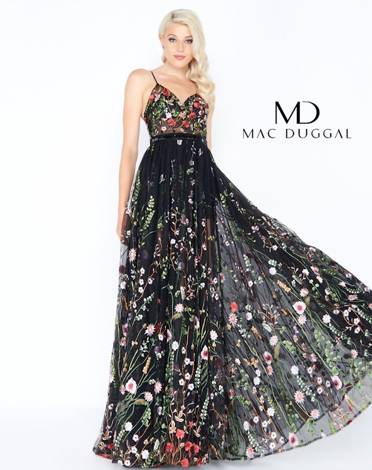 Mac Duggal Style #62989M  Image