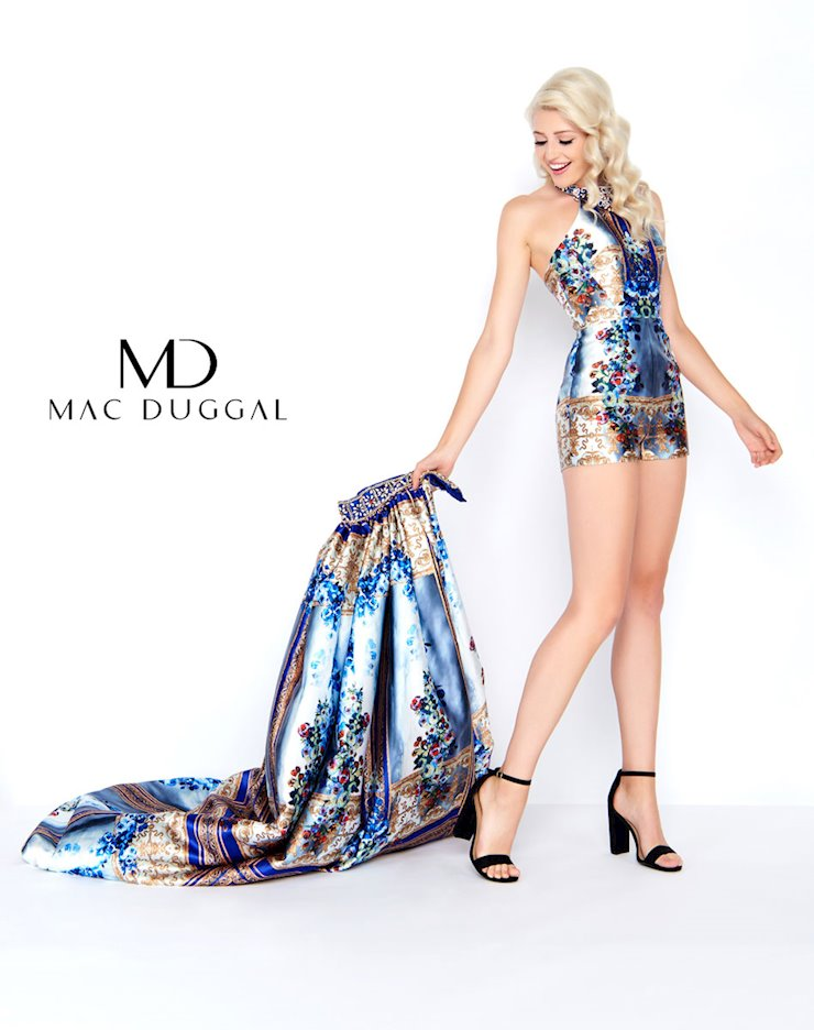 Mac Duggal Style #66455M