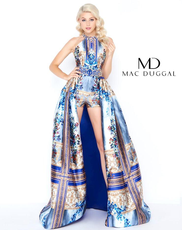 Mac Duggal Style #66455M  Image