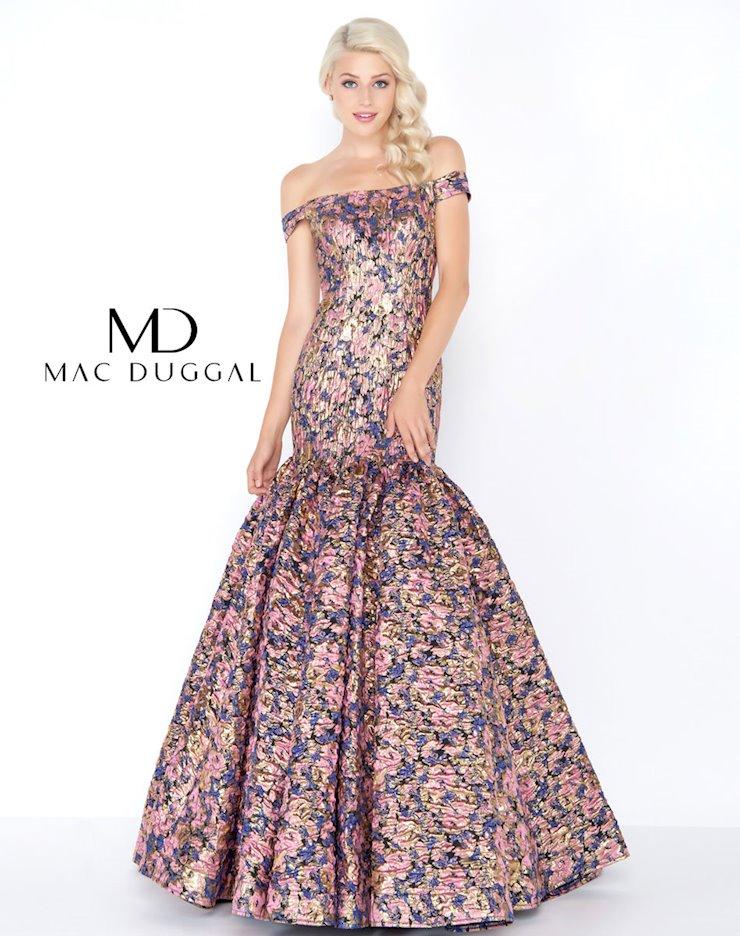 Mac Duggal Style #66458M  Image