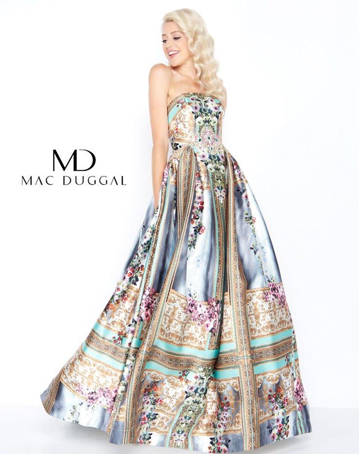 Mac Duggal Style #66462M  Image