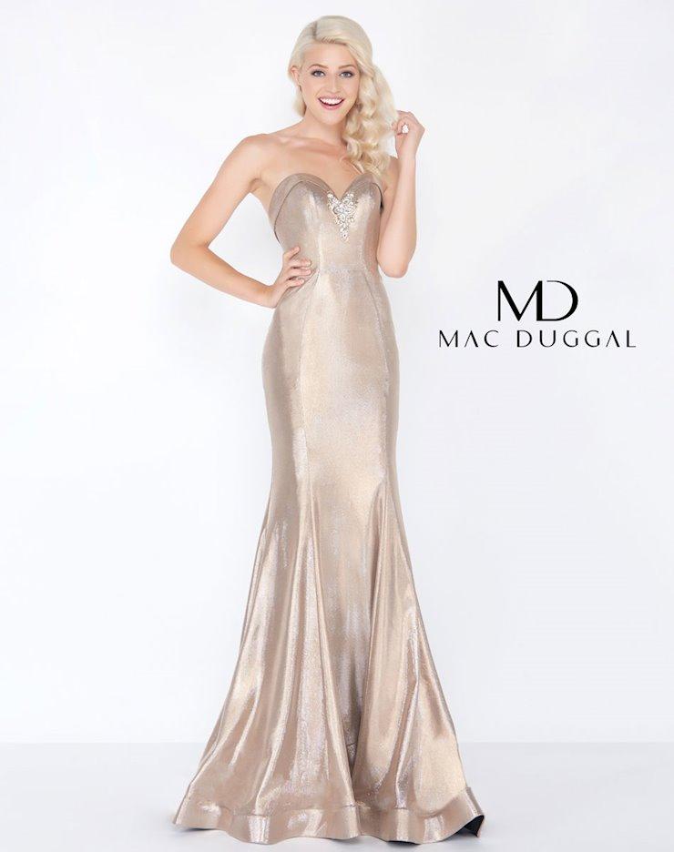 Mac Duggal Style #66491M  Image