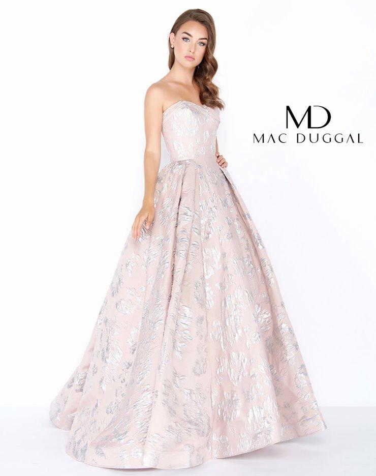 Mac Duggal Style #66554M  Image