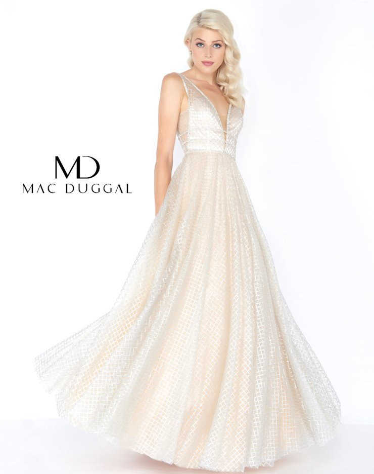 Mac Duggal Style #77402M  Image