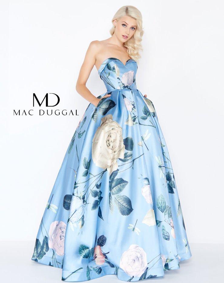 Mac Duggal Style #77456M  Image
