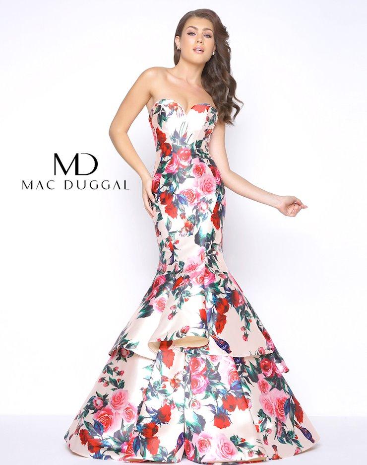 Mac Duggal Style #79095M  Image