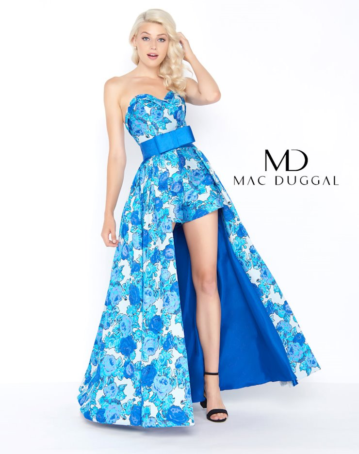 Mac Duggal Style #79145M  Image