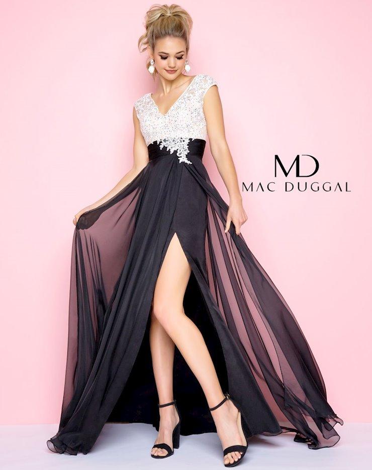 Mac Duggal Style 10027L