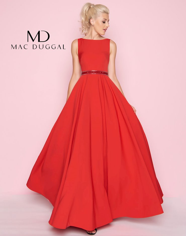 Mac Duggal Style #25608L