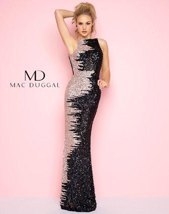 Mac Duggal Style #4160L