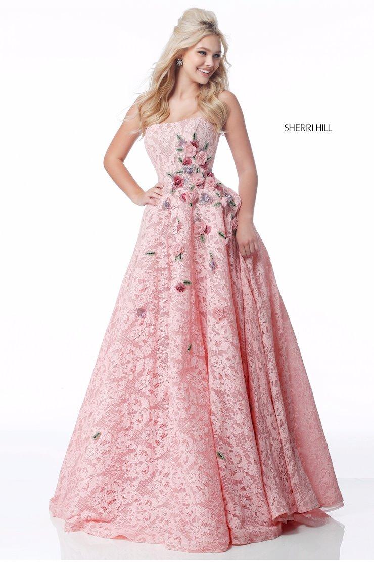 da942db68cb Sherri Hill Dress 51929. Spring 2018 Collection