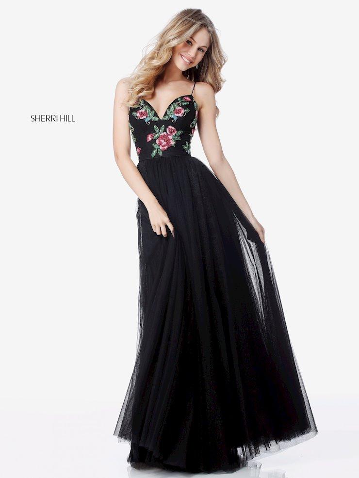 Sherri Hill 52050