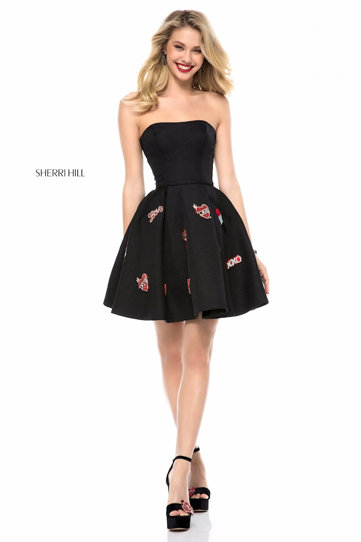 7659bcf2b01a9 Sherri Hill Prom Dresses