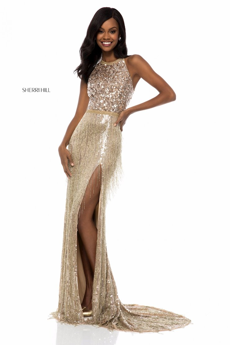Sherri Hill 52067 The Red Carpet