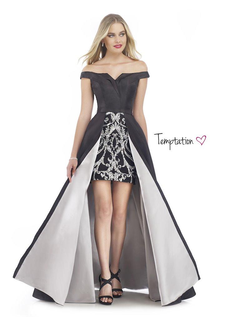 Temptation Dress 7052