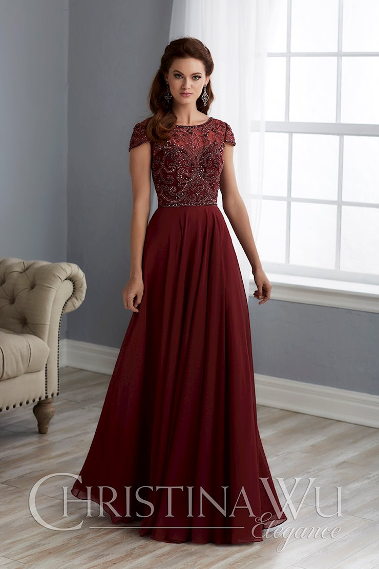 Christina Wu Elegance Style #17861