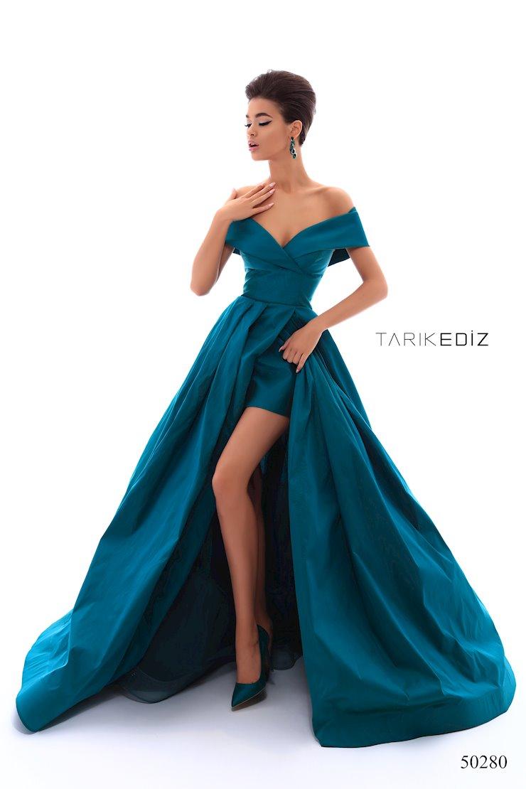 Tarik ediz evening dress 9209212140