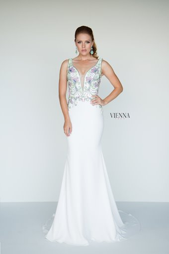 Vienna Prom Style #9956