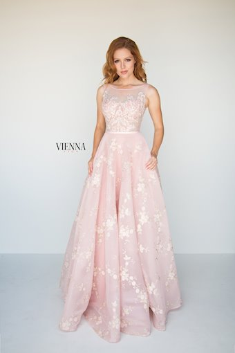 Vienna Prom Style #7807
