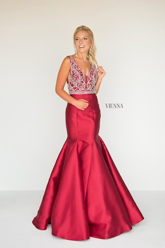 Vienna Prom Style #8283