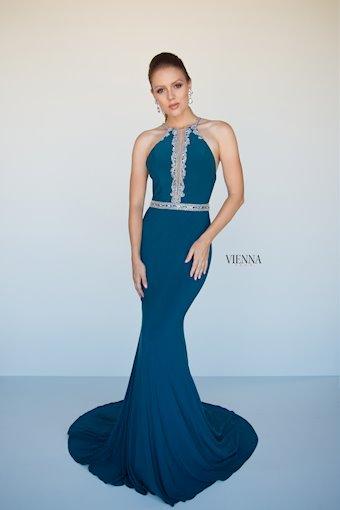 Vienna Prom Style #8432