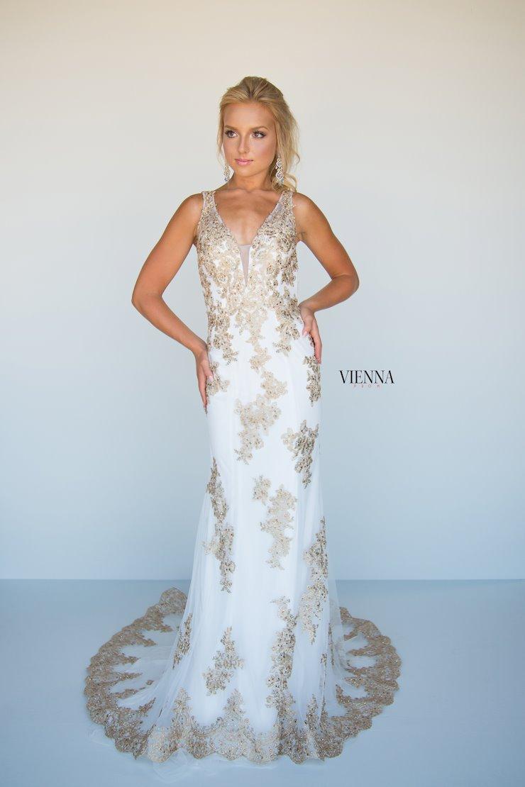 Vienna Prom Dress 8512 - Henri\'s