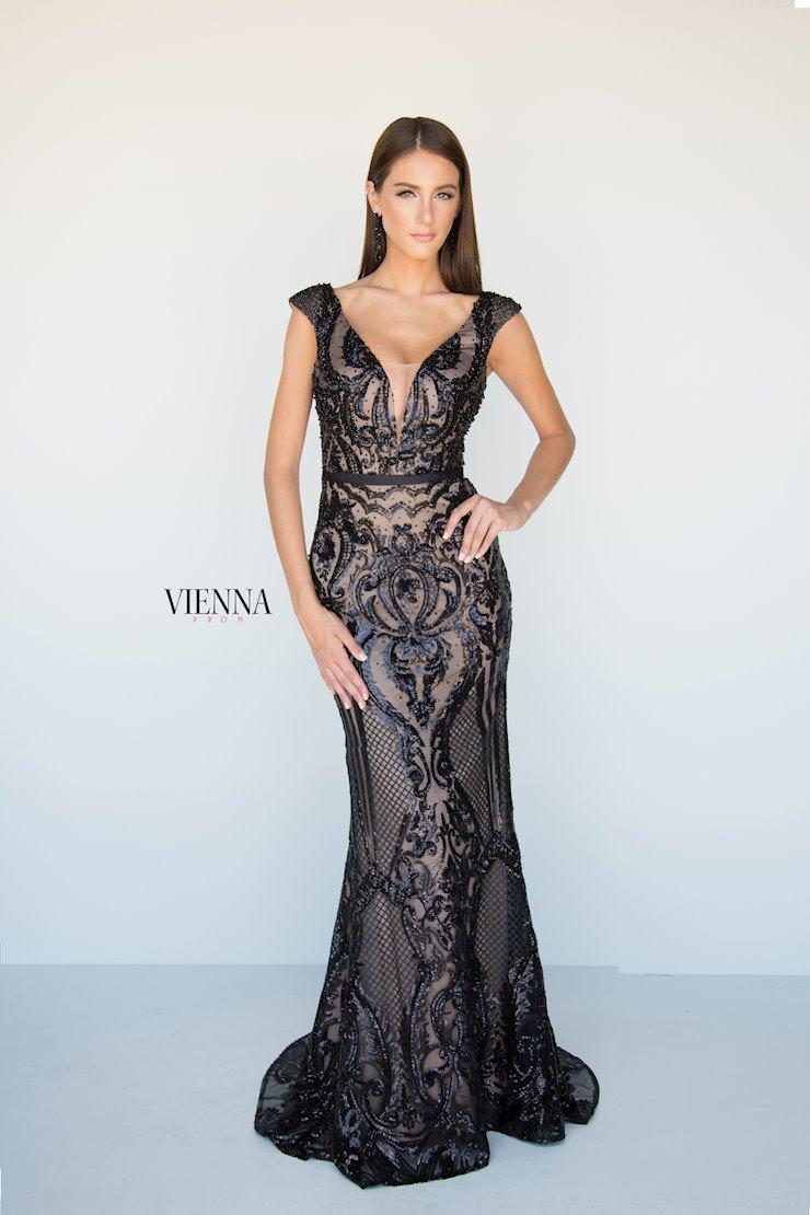 Vienna Prom Style #8810